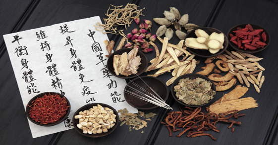 traditional Chinese medicine and acupincture